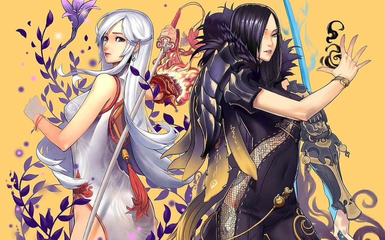 Blade and Soul ใบมีดและจิตวิญญาณ