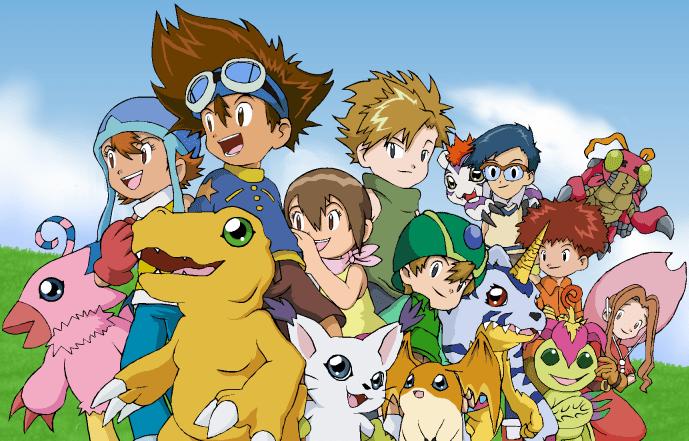Digimon adventure ดิจิมอน ภาค1