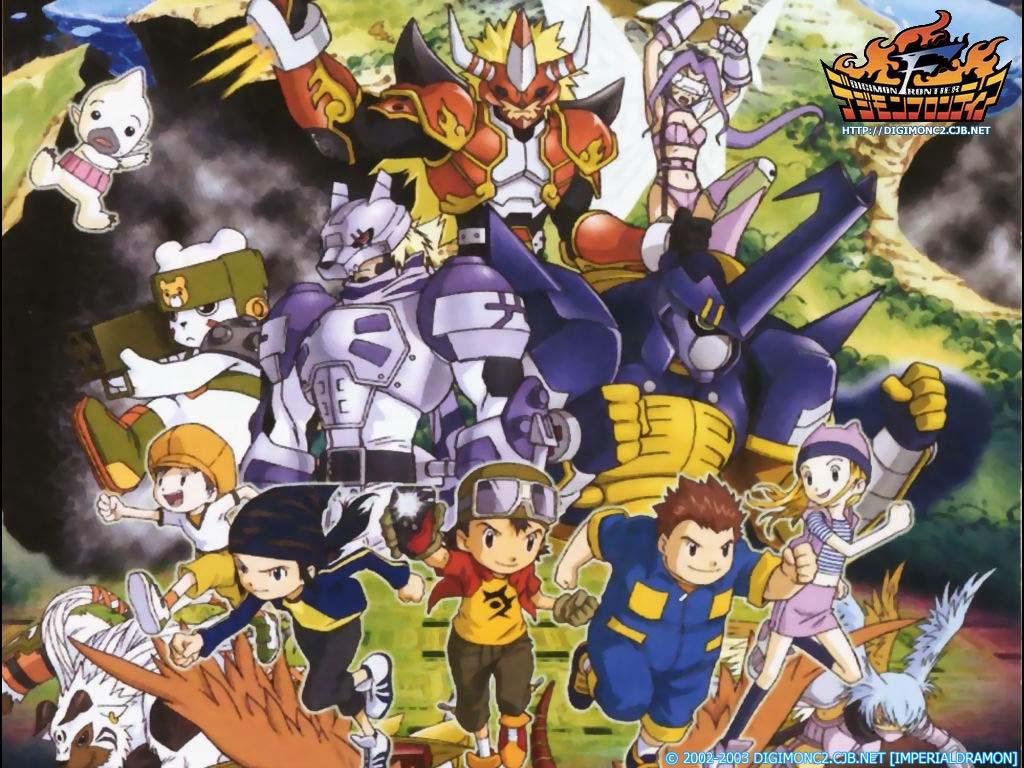 Digimon Adventure ดิจิมอน แอดเวนเจอร์ ภาค 4