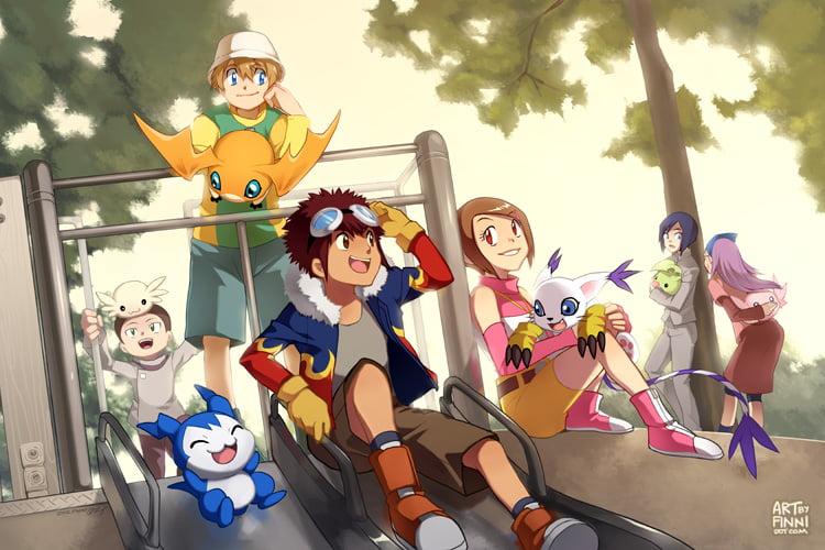 Digimon Adventure The Movie ดิจิมอนแอดเวนเจอร์ เดอะมูฟวี่ 2 [พากย์ไทย]