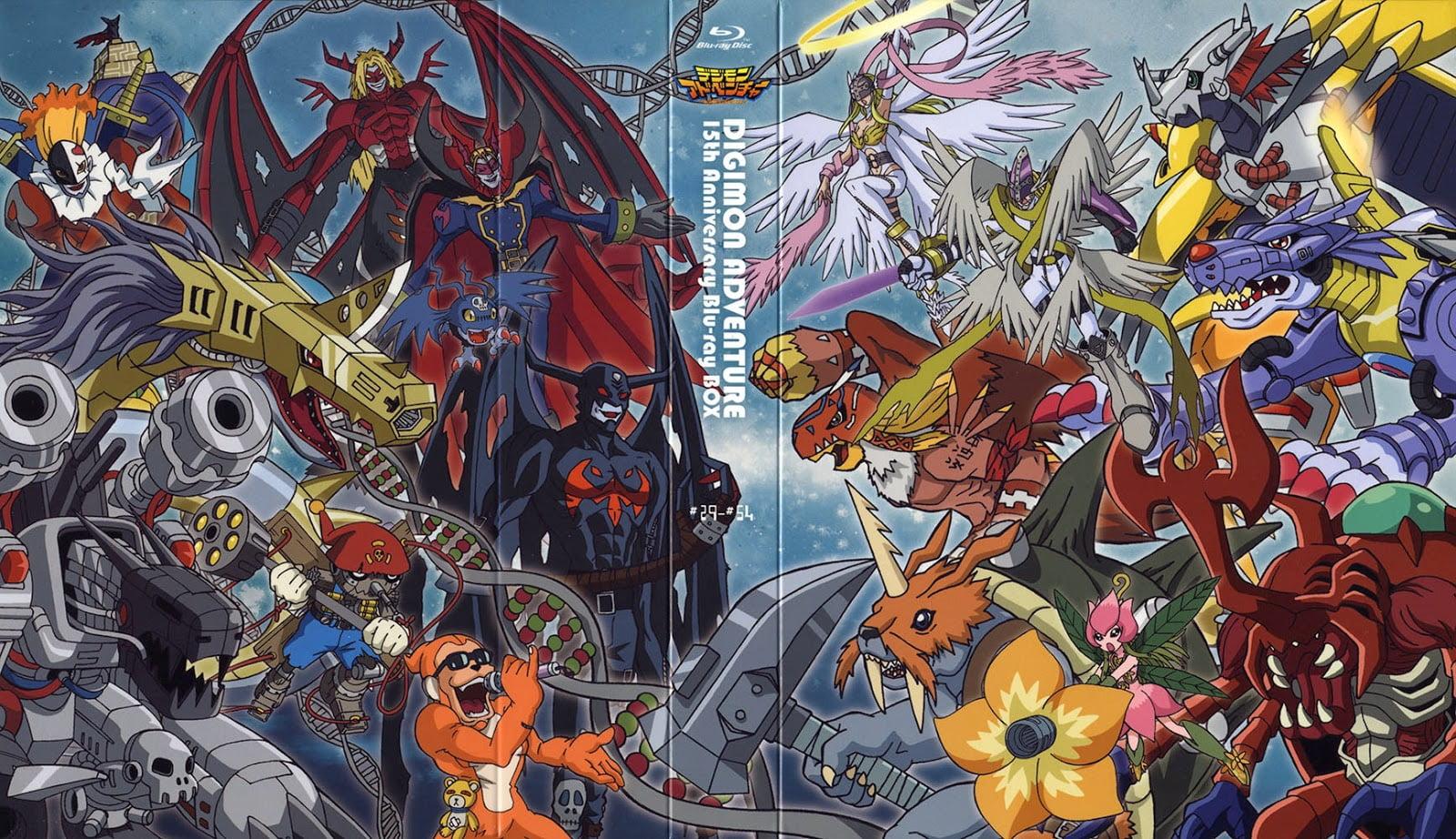 Digimon Adventure The Movie ดิจิมอนแอดเวนเจอร์ เดอะมูฟวี่ 7 [พากย์ไทย]