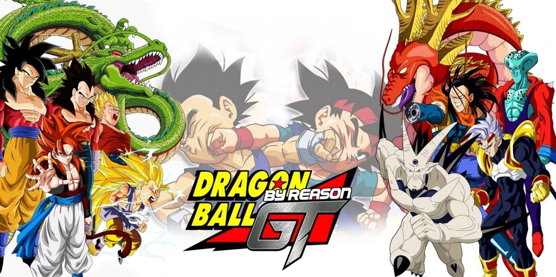 Dragonball GT ดราก้อนบอล จีที [พากย์ไทย]