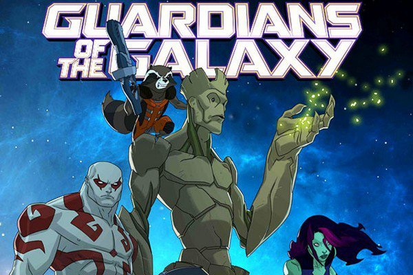 Marvel Guardians of the Galaxy Shorts พากย์ไทย
