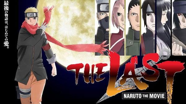 Naruto The Movie นารูโตะ เดอะมูฟวี่
