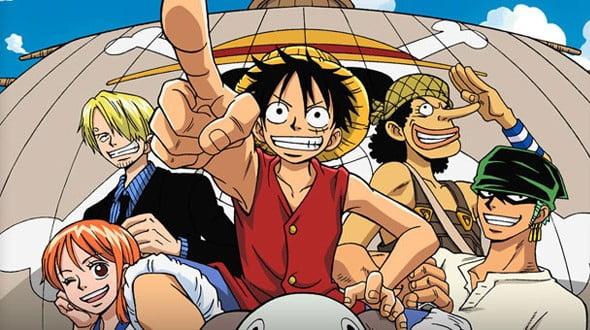 One Piece วันพีช ฤดูกาลที่ 1