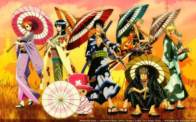 One Piece วันพีช ฤดูกาลที่ 5 ความฝัน โจรสลัดเซนี่ และตำนานหมอกสีรุ้ง