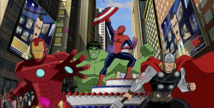 Ultimate Spiderman อัลทิเมต สไปเดอร์แมน