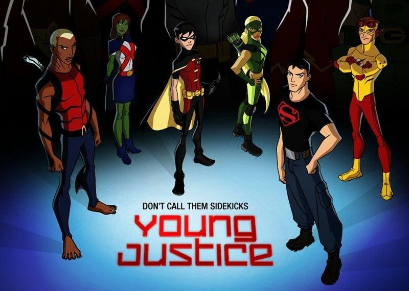 Young Justice ภาค1