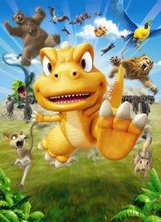 gon ก๊องไดโนเสาร์ถล่มโลกล้านปี