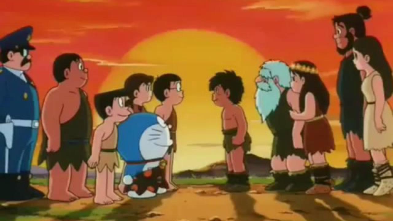 Doraemon The Movie (1989) ท่องแดนญี่ปุ่นโบราณ ตอนที่ 10 [พากย์ไทย]