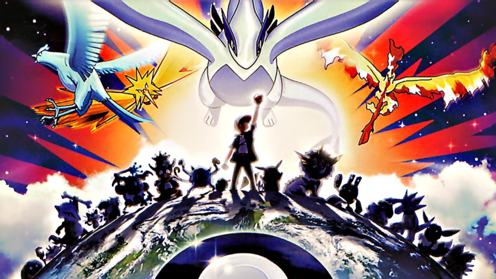 Pokemon The Movie โปเกมอน เดอะมูฟวี่ 1-18