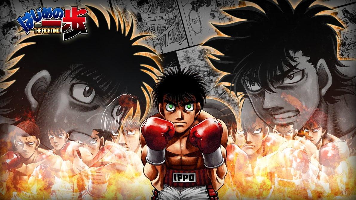 ก้าวแรกสู่สังเวียน Hajime no Ippo The movie