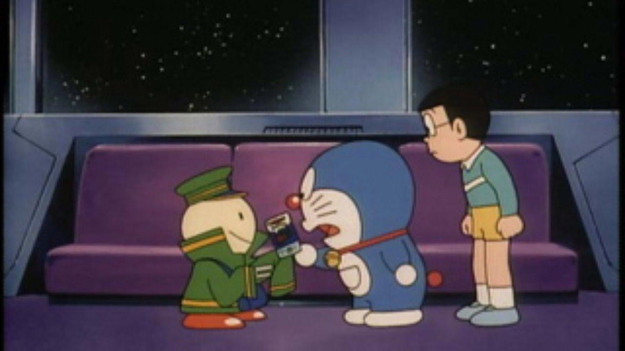 Doraemon The Movie (1996) ผจญภัยสายกาแล็คซี่