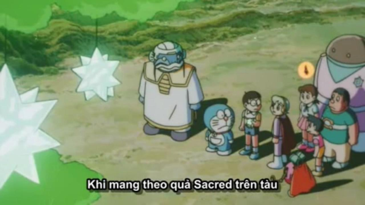 Doraemon The Movie (1997) ผจญภัยเมืองในฝัน