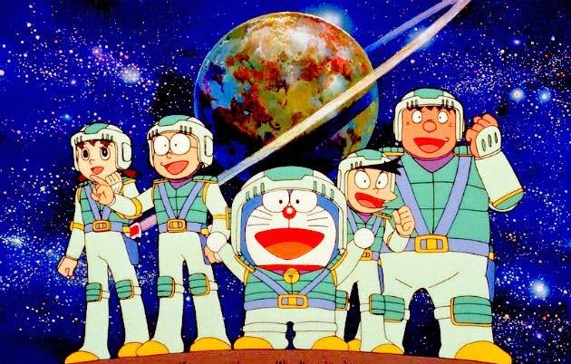 Doraemon The Movie (1999) ตะลุยอวกาศ