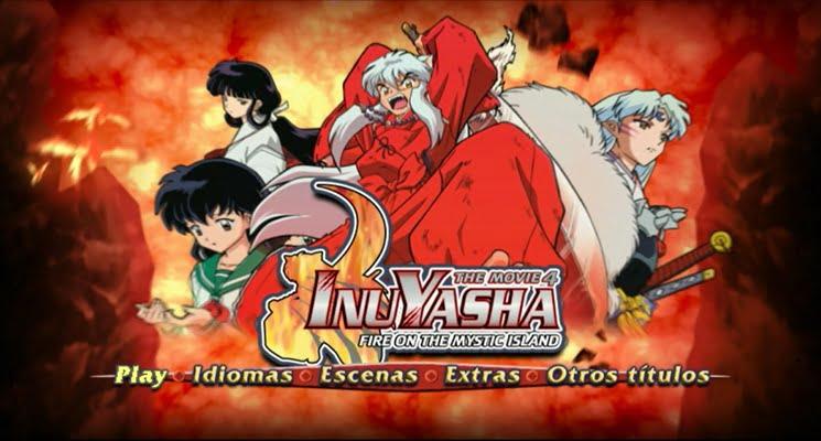 Inuyasha The Movie อินุยาฉะ เทพอสูรจิ้งจอกเงิน เดอะมูฟวี่ 4