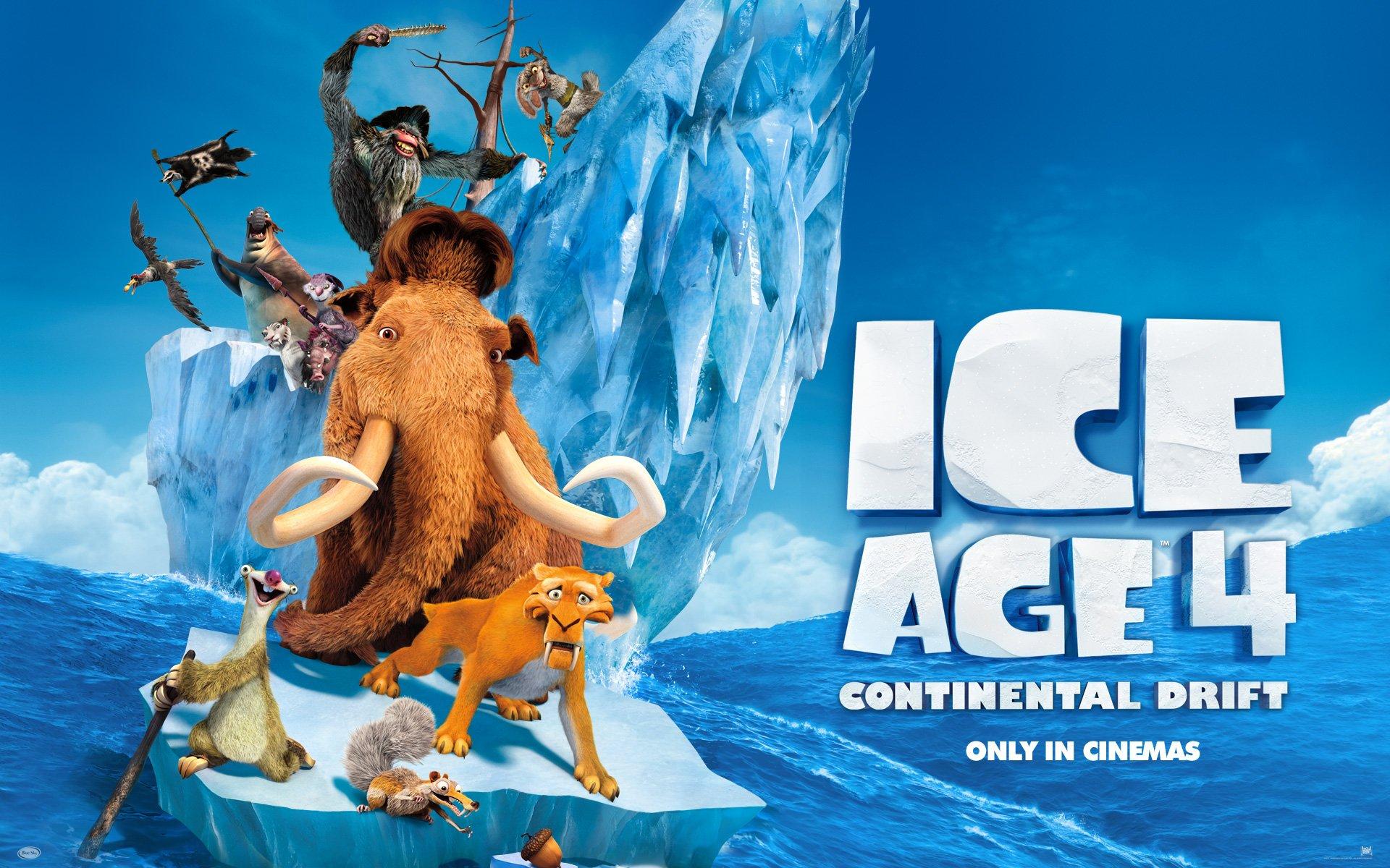 Ice Age 4 Continental Drift ไอซ์ เอจ 4