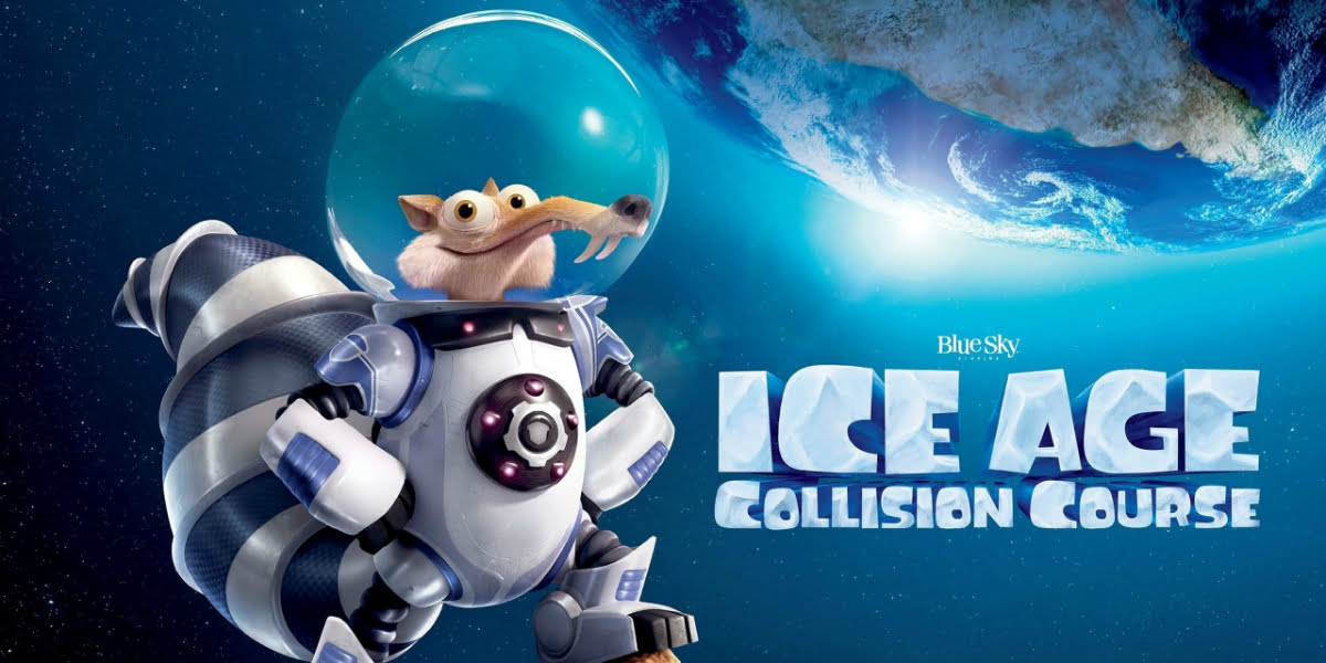 Ice Age 5 Collision Course ไอซ์ เอจ 5