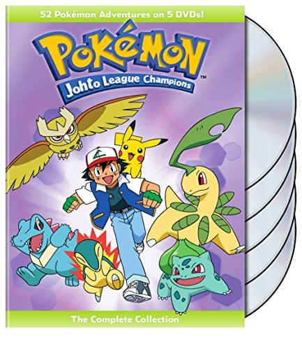 Pokemon โปเกมอน ss3 The Johto Journeys