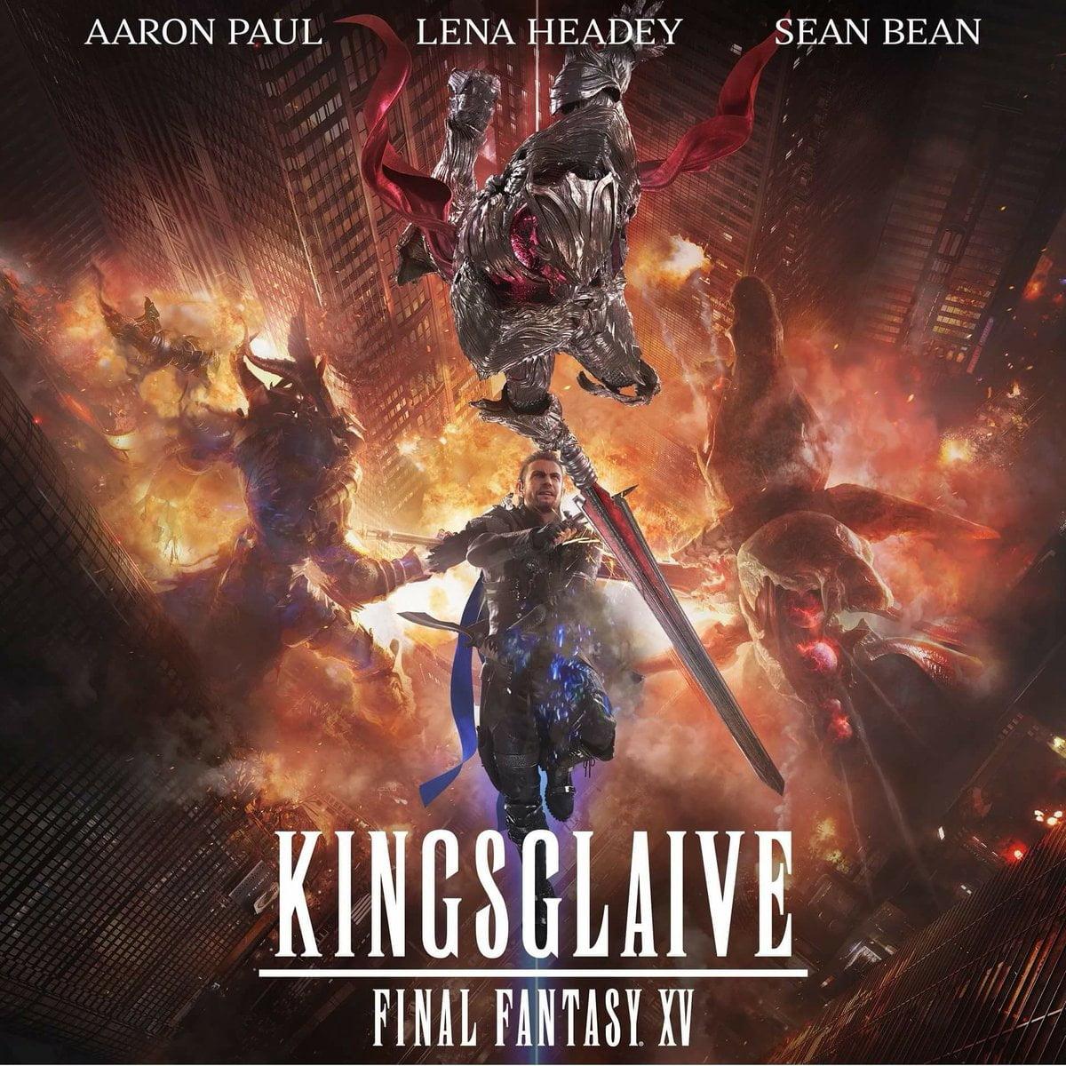 Kingsglaive Final Fantasy XV สงครามแห่งราชันย์
