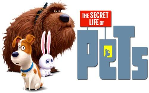 The Secret Life of Pets (2016) เรื่องลับแก๊งขนฟู