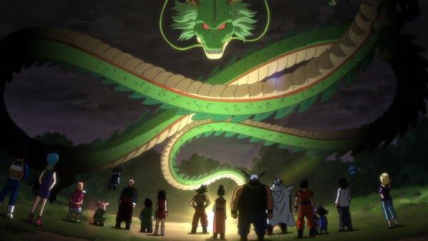 Dragonball-ตำนานเทพมังกร