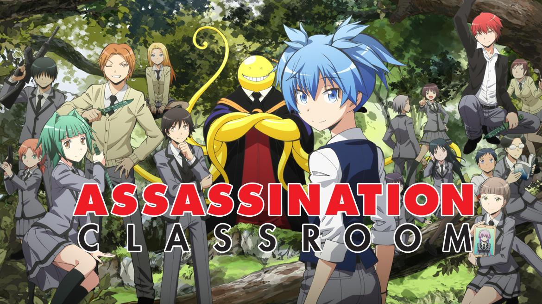 Assassination Classroom ห้องเรียนลอบสังหาร