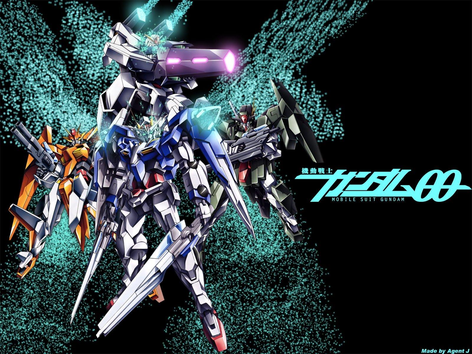 Gundam OO กันดั้มดับเบิลโอ
