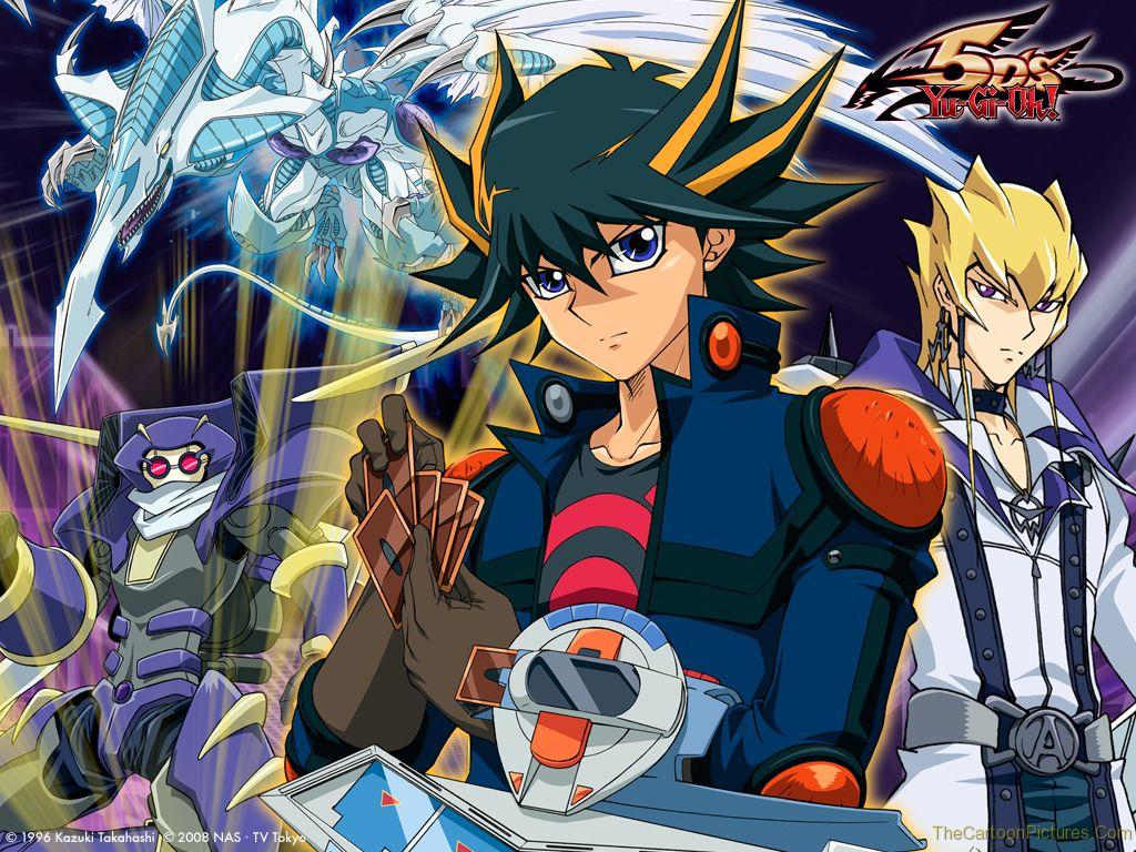 Yu-Gi-Oh! 5D's ยูกิโอ ไฟว์ดีส์