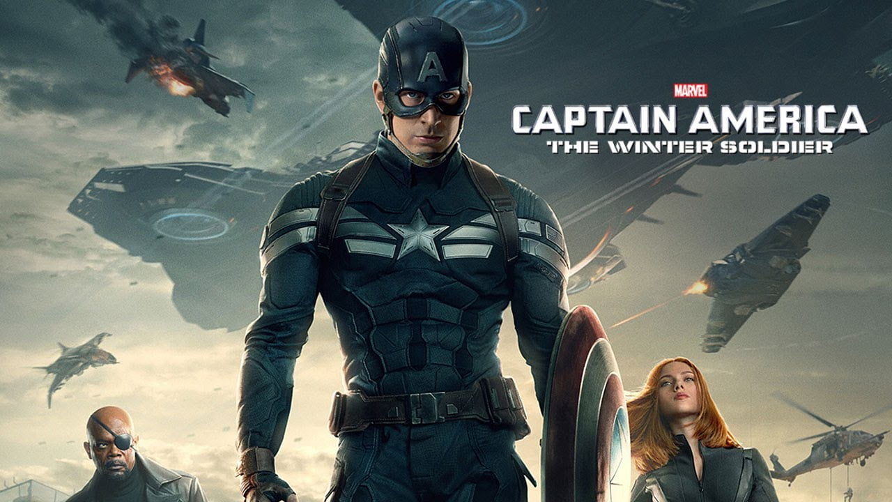 Captain America 2 The Winter Soldier (2014) กัปตันอเมริกา มัจจุราชอหังการ