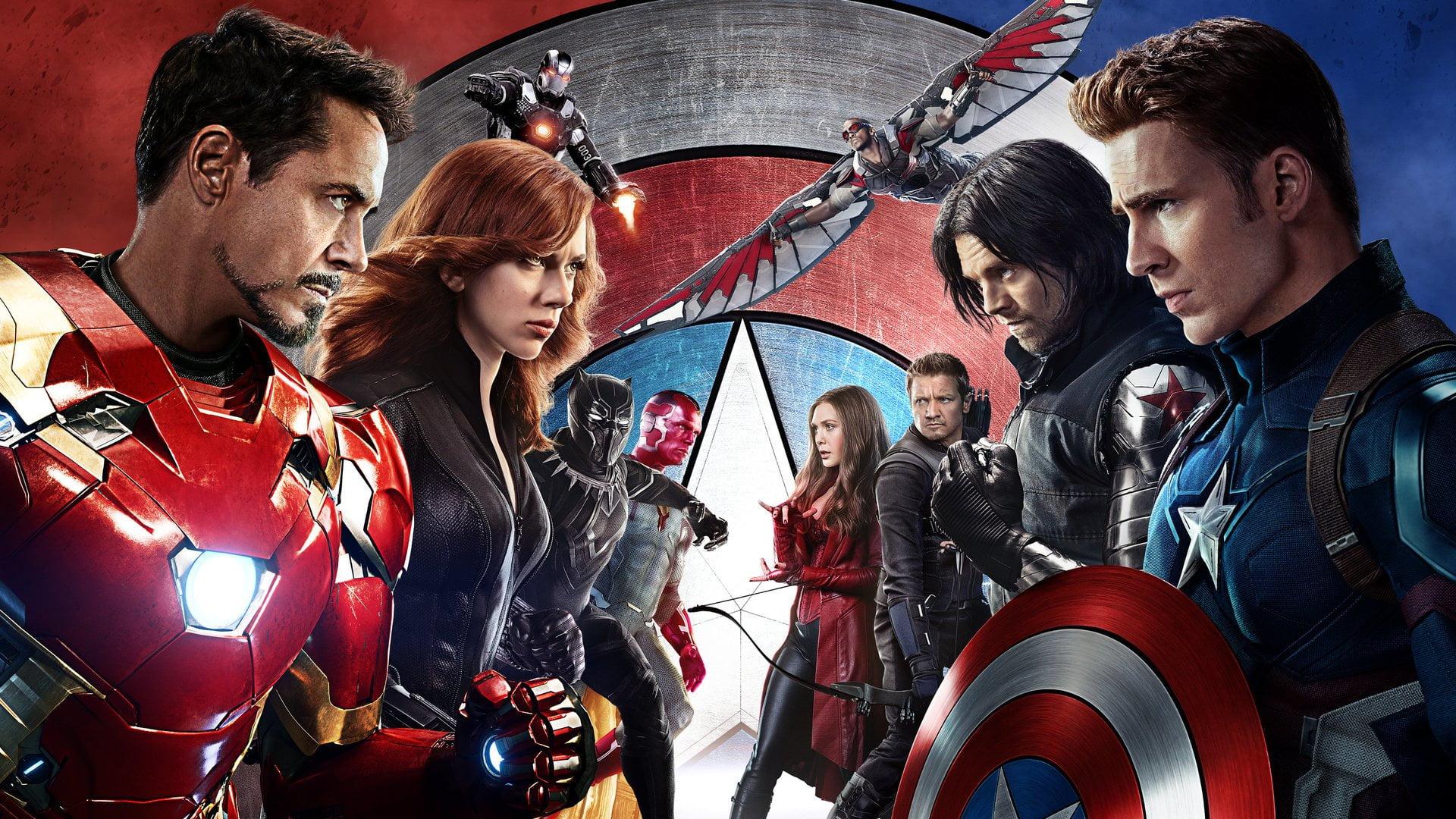 Captain America 3 : Civil War (2016) กัปตัน อเมริกา 3 ศึกฮีโร่ระห่ำโลก