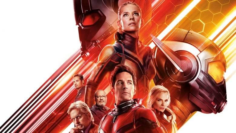 Ant-Man and the Wasp (2018) แอนท์แมน และ เดอะวอสพ์