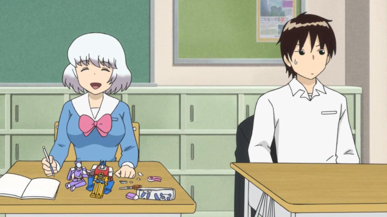 Tonari no Seki-kun เพื่อนเกรียนข้างโต๊ะ