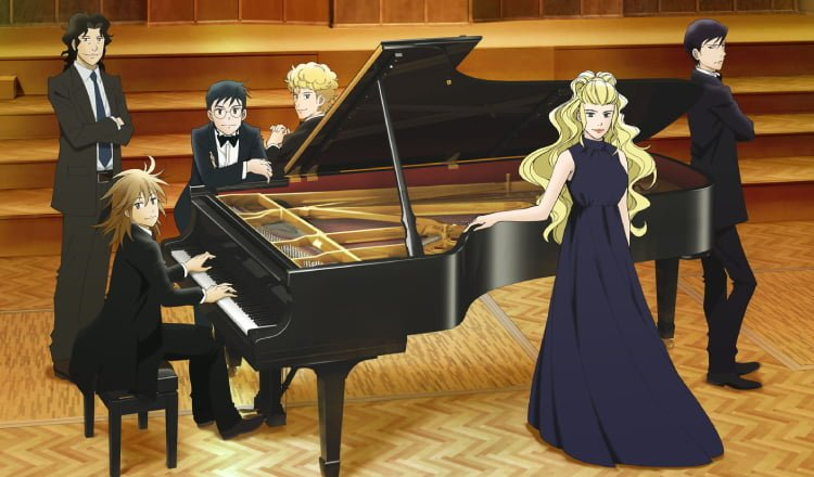 Piano no Mori (2019) ภาค2