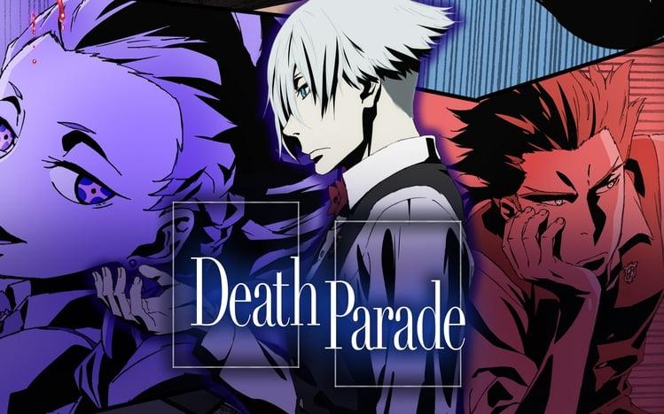 Death Parade เกมมรณะ