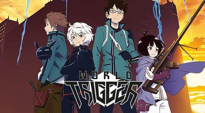 World Trigger เวิลด์ ทริกเกอร์