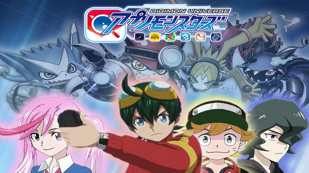 Digimon Universe Appli Monsters (ภาค7) ดิจิมอนยูนิเวิร์ส แอปพลิมอนสเตอร์ส