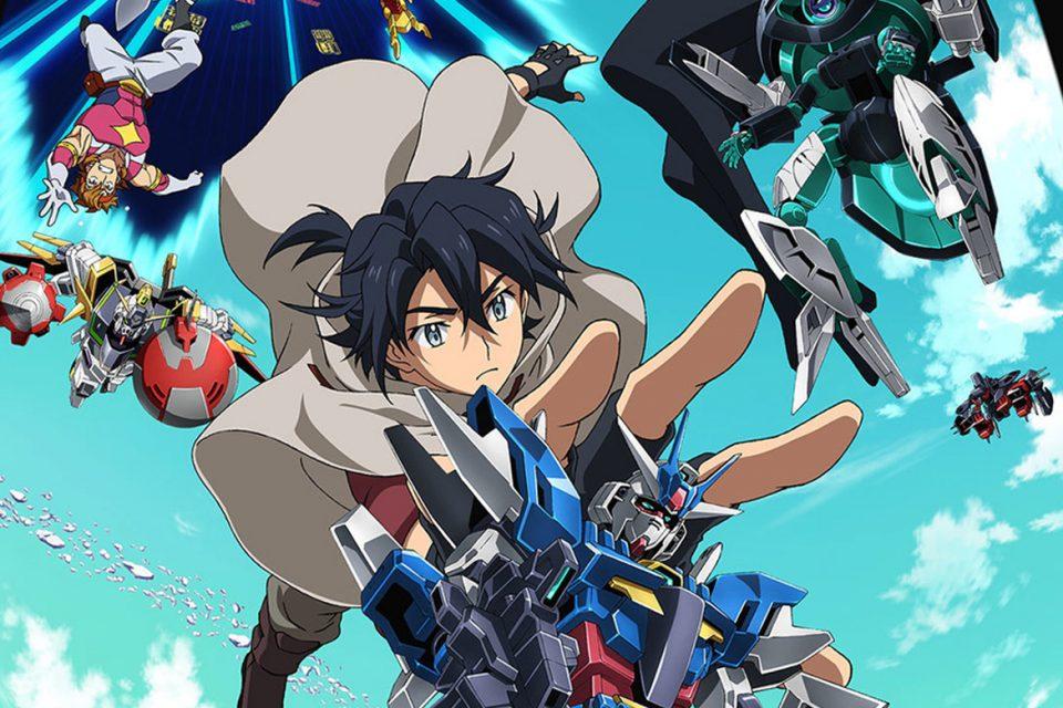 Gundam Build Divers Re:Rise ซับไทย