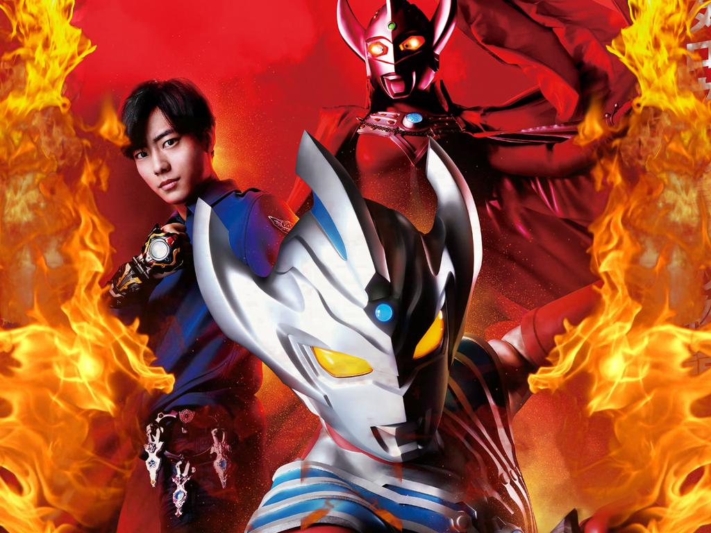 Ultraman Taiga อุลตร้าแมนไทกะ