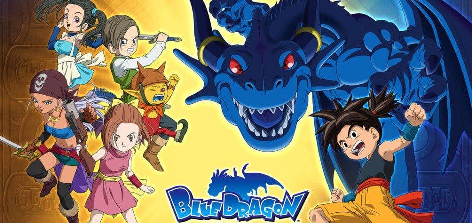 Blue Dragon ศึกอภินิหารมังกรสีน้ำเงิน